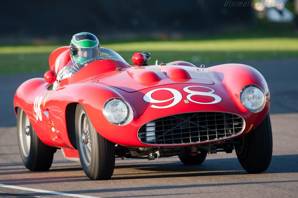 Ferrari 857 S group S (1955) - Racing Cars
