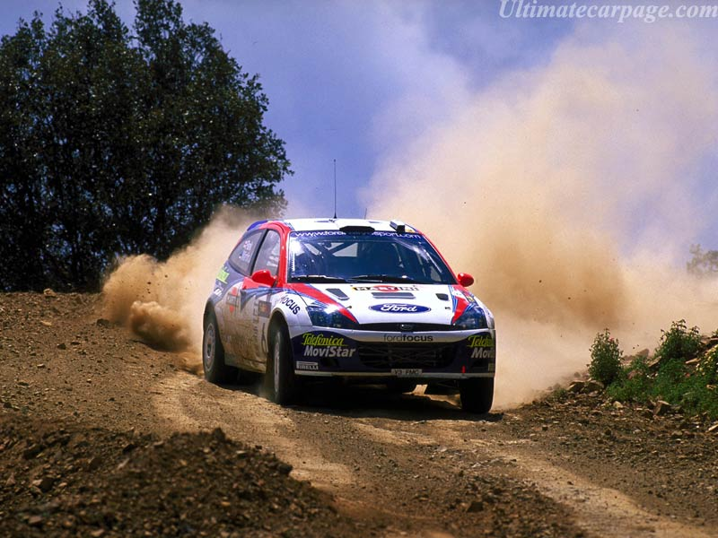 Ford Focus RS WRC 02 High Resolution Image (9 of 12)
