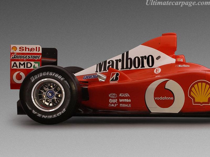 Ferrari F2002 High Resolution Image 6 Of 30