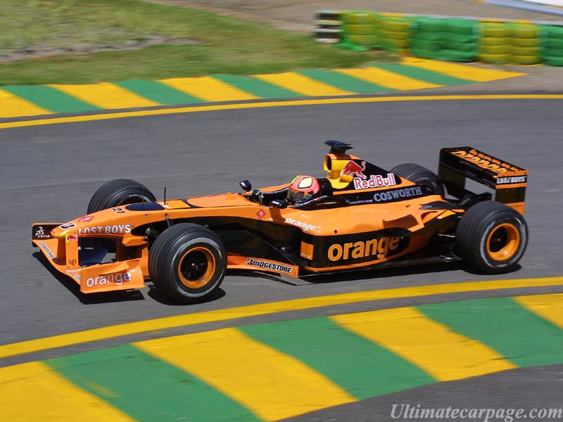 Arrows A23 Cosworth High Resolution Image 9 Of 12