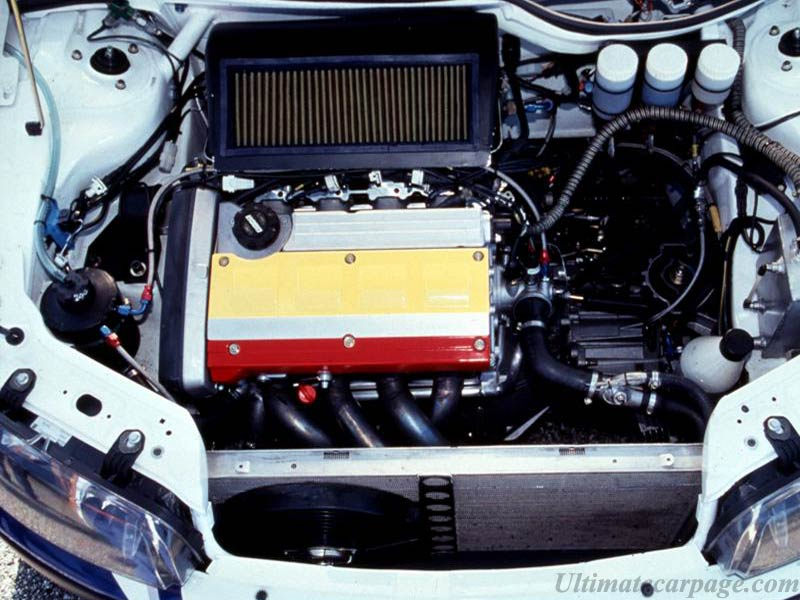 Fiat Abarth Punto Rally