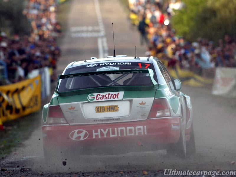 Hyundai Accent WRC 3 High Resolution Image (12 of 12)