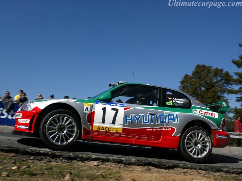 Hyundai Accent Wrc 3 High Resolution Image 11 Of 12