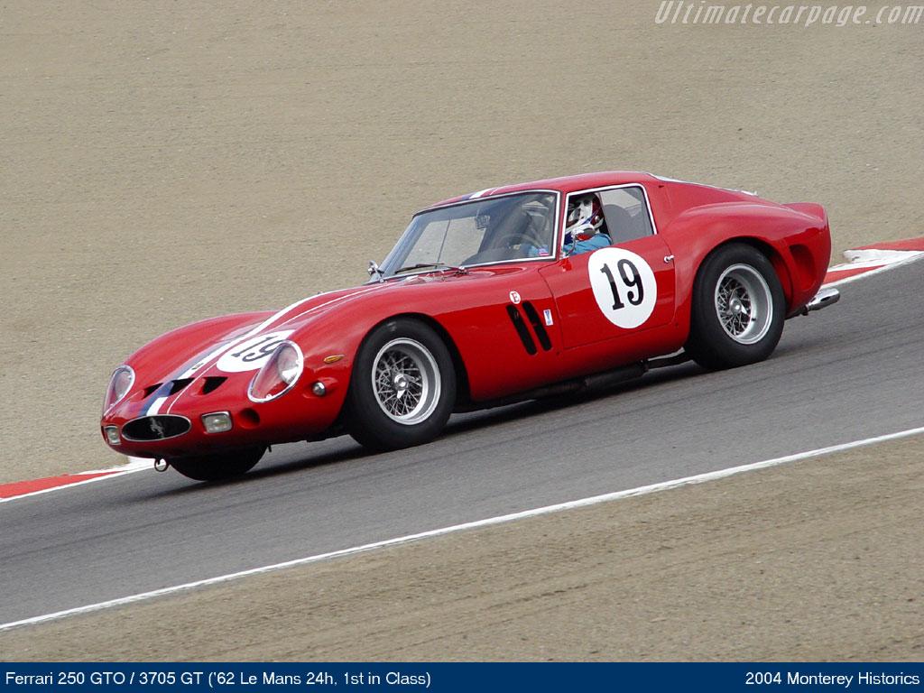 ever 1962 Ferrari 250 GTO,