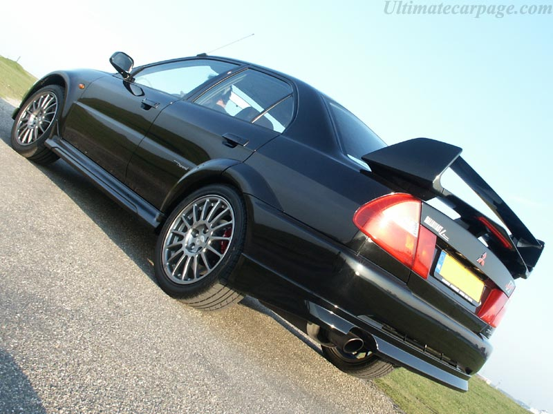 Mitsubishi Carisma GT EVO VI RS2 High Resolution Image (4 of 6)