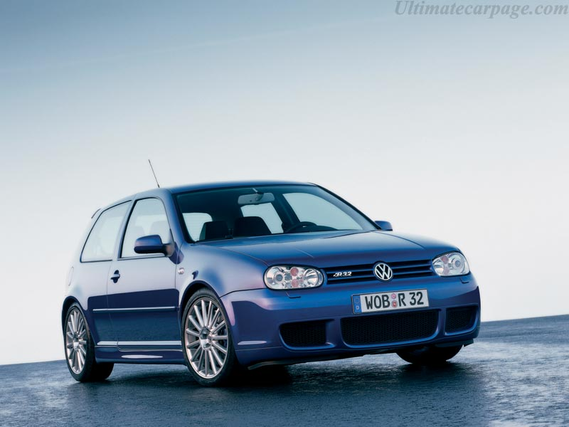 volkswagen golf iv r32 high resolution image 1 of 4. Black Bedroom Furniture Sets. Home Design Ideas