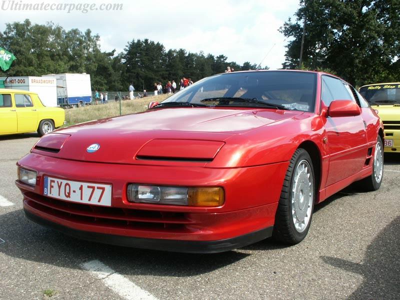 Renault-Alpine A610 Turbo vs HONDA S 2000 ...