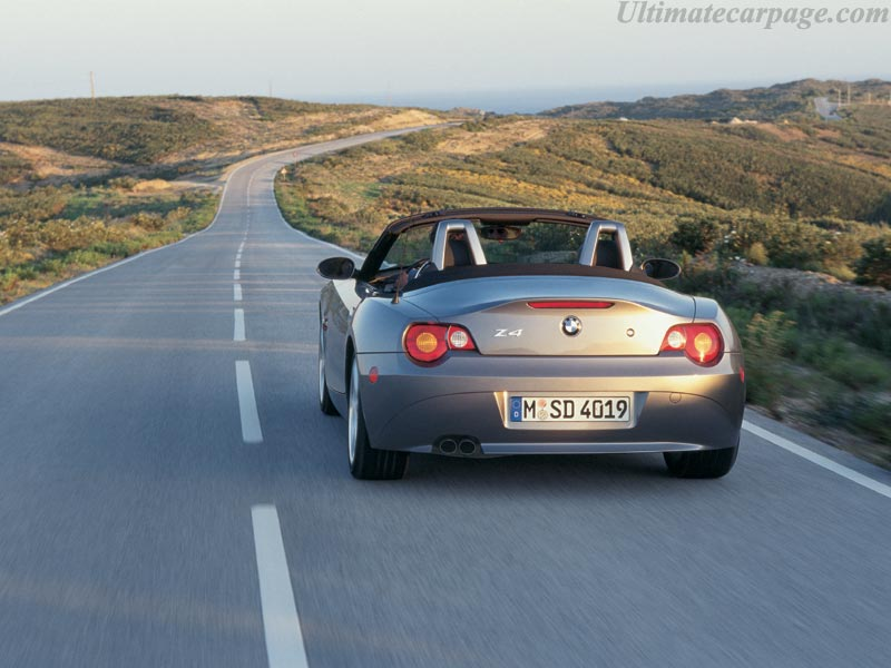 Bmw Z4 3 0 High Resolution Image 4 Of 6
