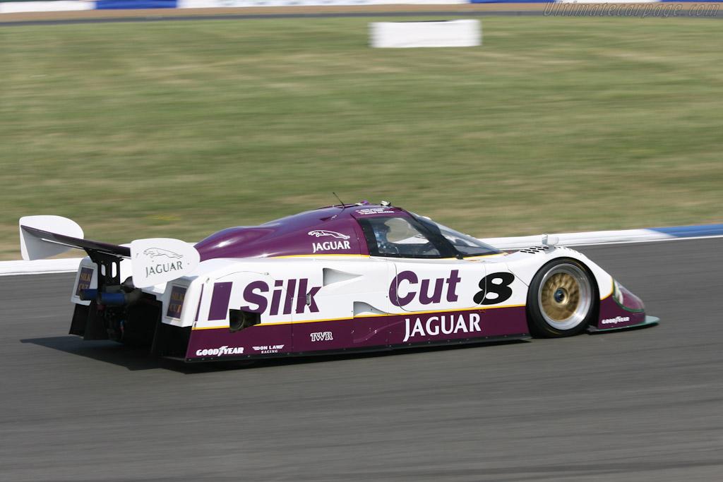 Jaguar XJR-12 (s/n 190 - 2006 Silverstone Classic) High ...