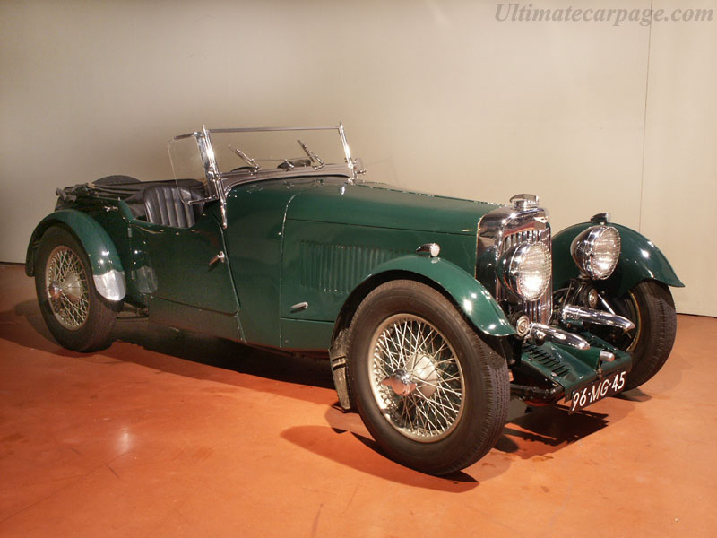 Aston Martin Mark II 2/4 Seater - High Resolution Image (1 of 2)