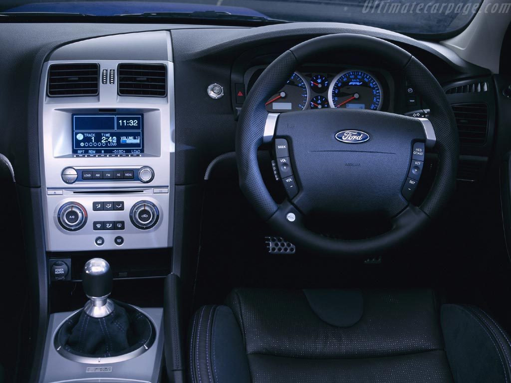 Ford Ba Falcon Fpv Gt High Resolution Image 10 Of 12