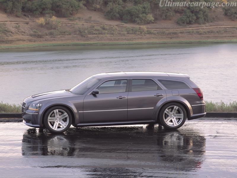 Dodge Magnum SRT-8 High Resolution Image (5 of 12)