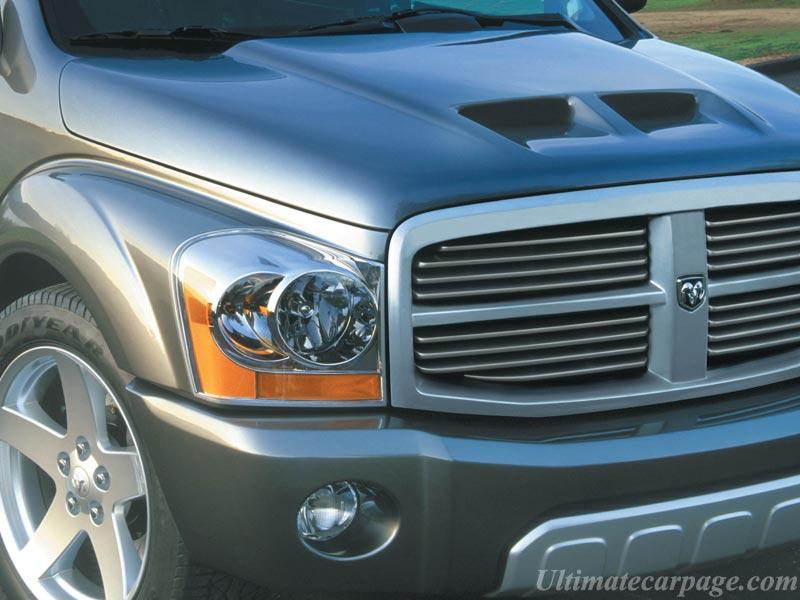 Dodge Durango RT HEMI High Resolution Image (4 of 6)