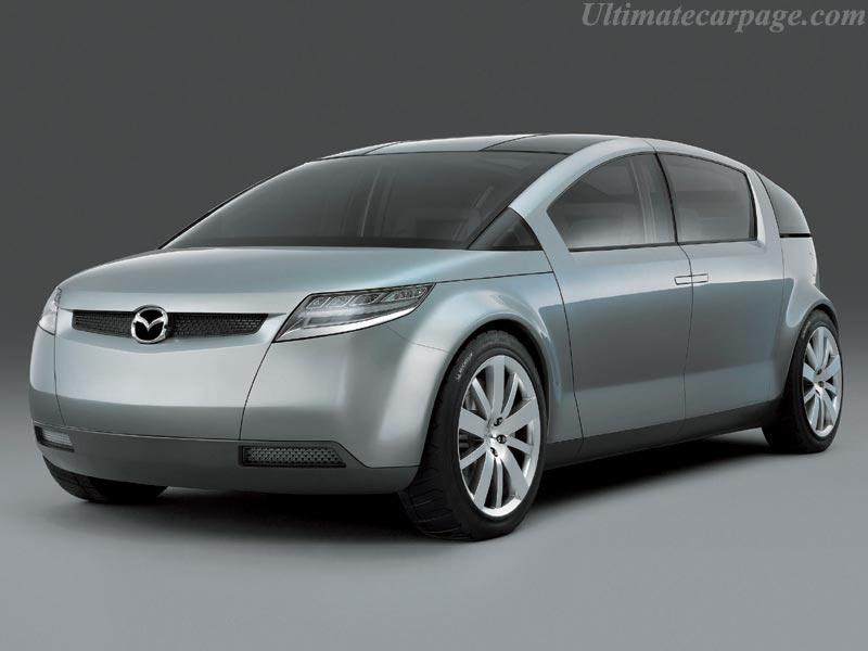 Mazda Washu High Resolution Image (1 of 6)