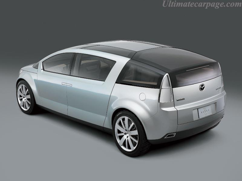 Mazda Washu High Resolution Image 3 Of 6