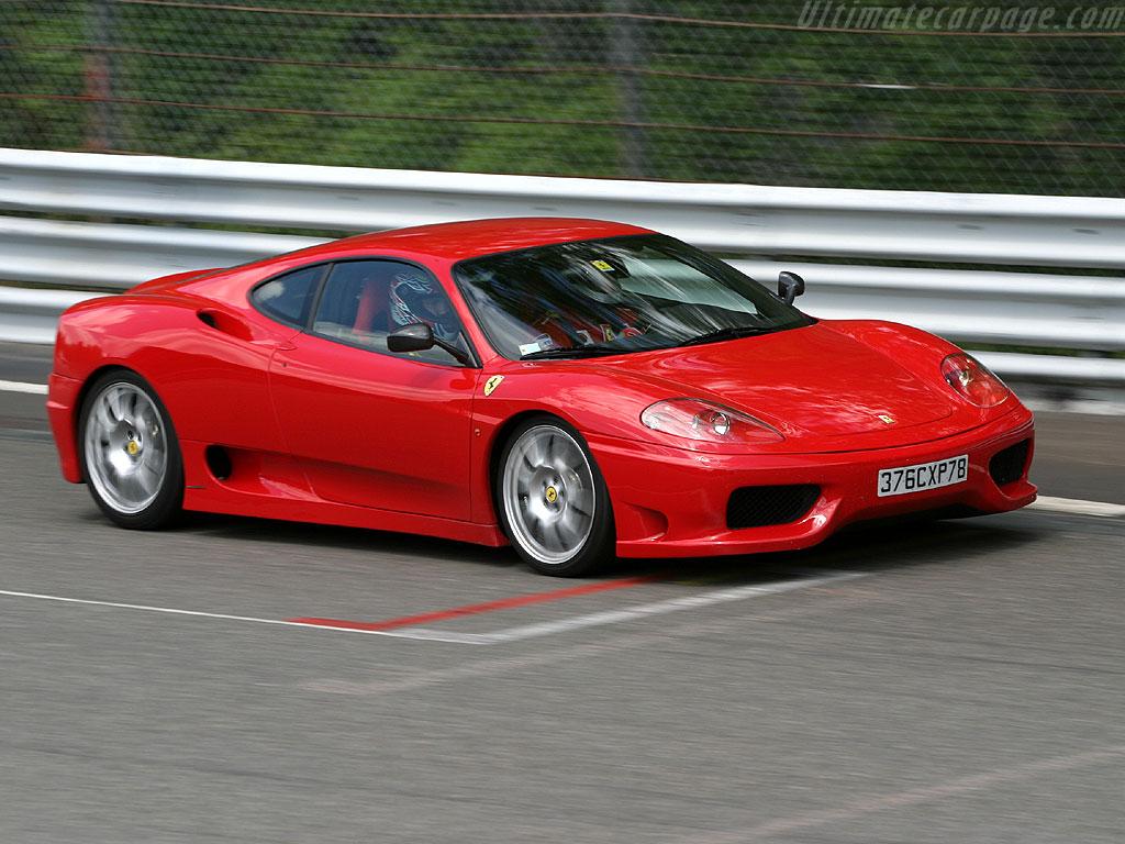 Ferrari 360 Challenge Stradale High Resolution Image 1 Of 12