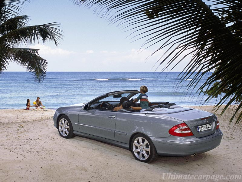 Mercedes benz clk 240 cabriolet high resolution image 3 of 6 for Mercedes benz clk 240