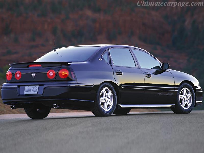 Impala Ss 2018 >> Chevrolet Impala SS High Resolution Image (4 of 6)