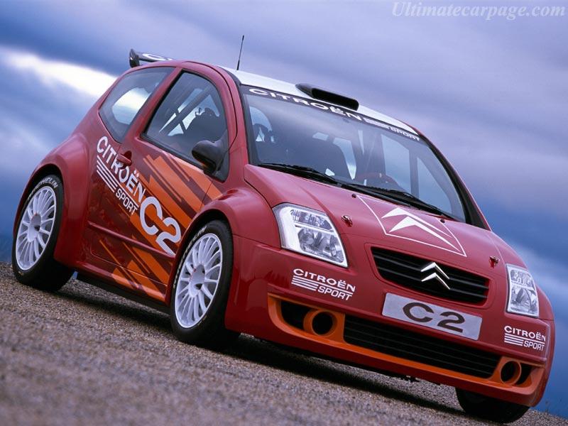 citroen c2 gt s1600 2004 racing cars. Black Bedroom Furniture Sets. Home Design Ideas