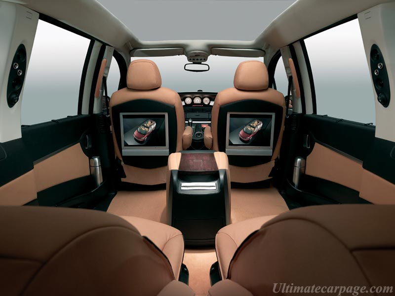 Peugeot 807 gt high resolution image 5 of 6 for Interieur 807