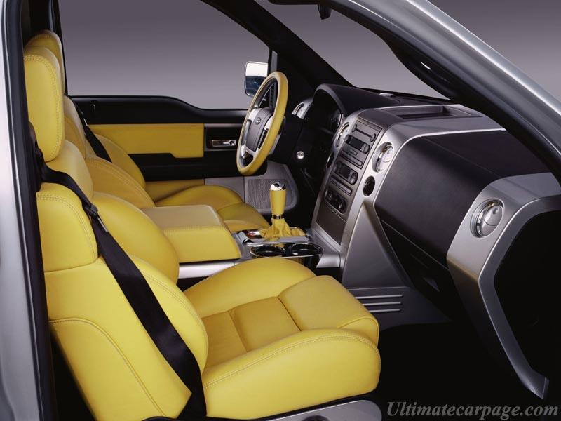 Ford F150 Svt Lightning Concept High Resolution Image 6 Of 6