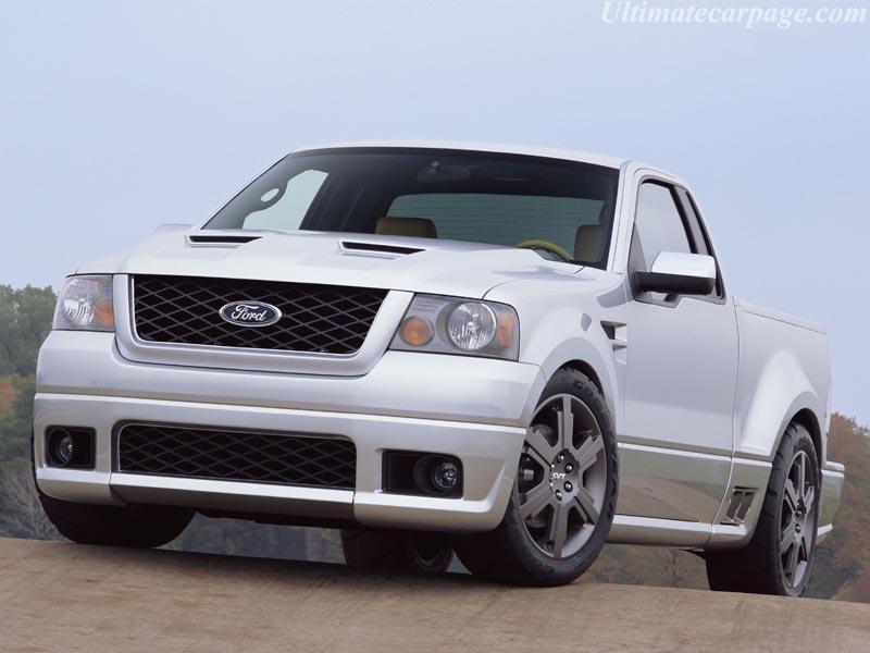 Ford F150 SVT Lightning Concept High Resolution Image (1 of 6)
