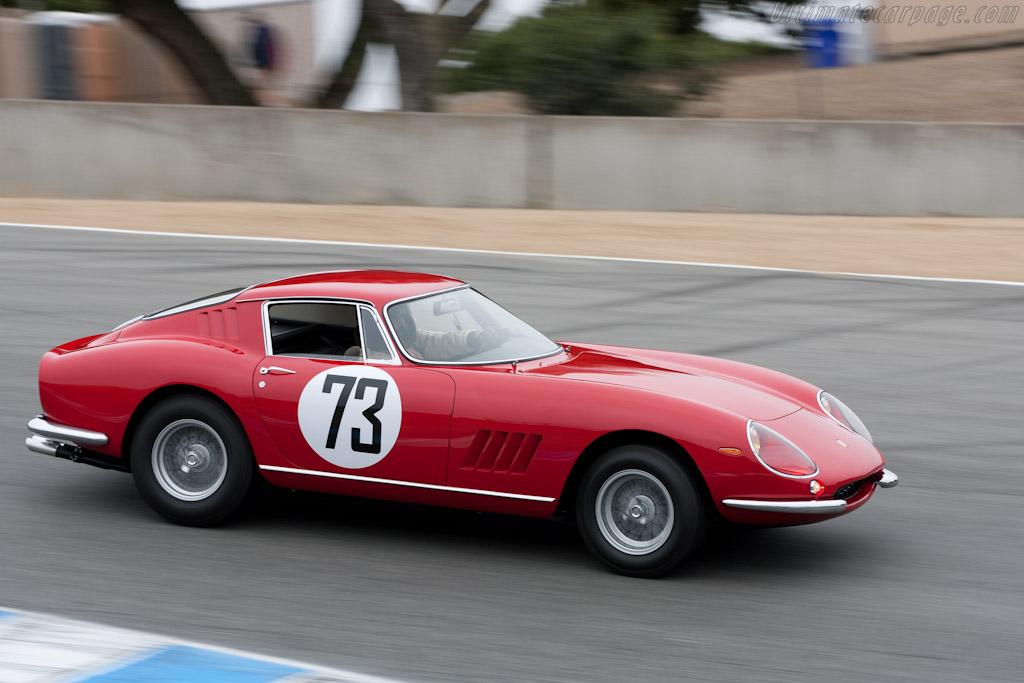 Ferrari 275 Gtb C S N 09073 2011 Monterey Motorsports