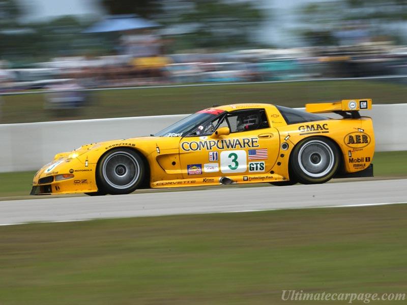 C Corvette Race Car Build