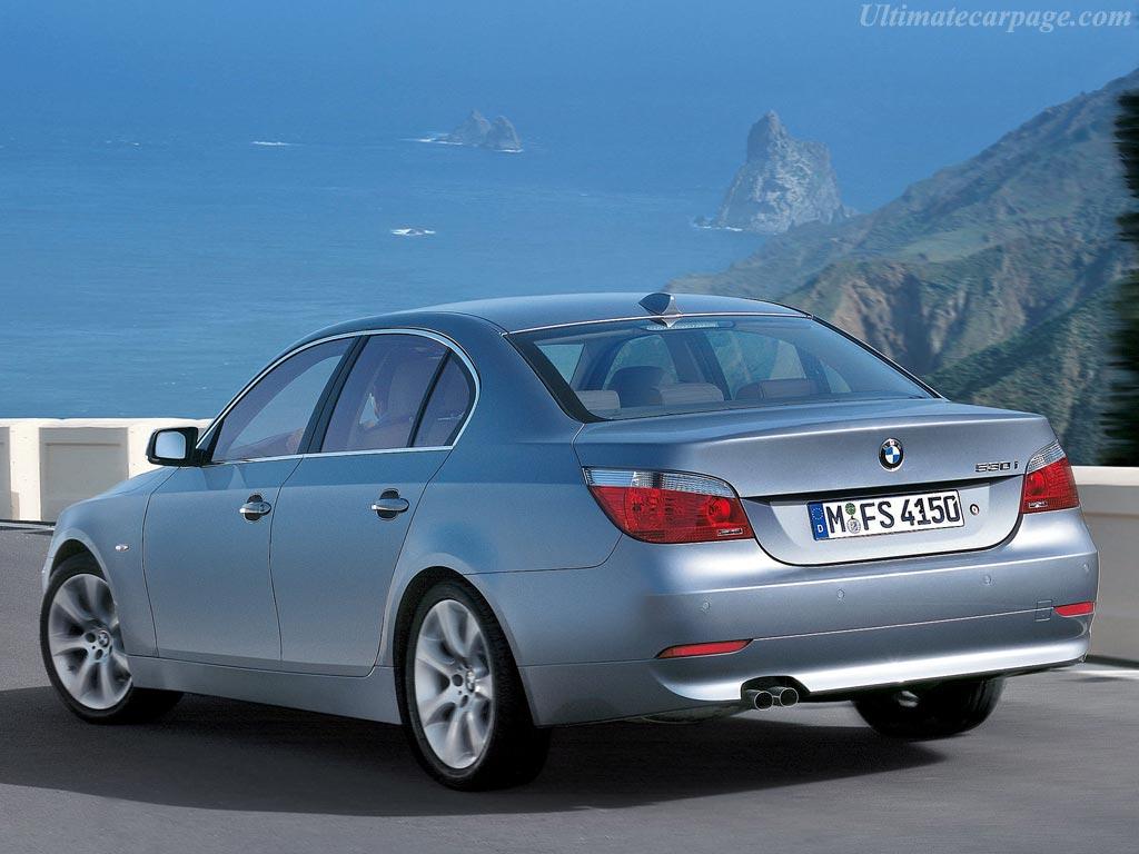 BMW E I High Resolution Image Of - 2010 bmw 530i