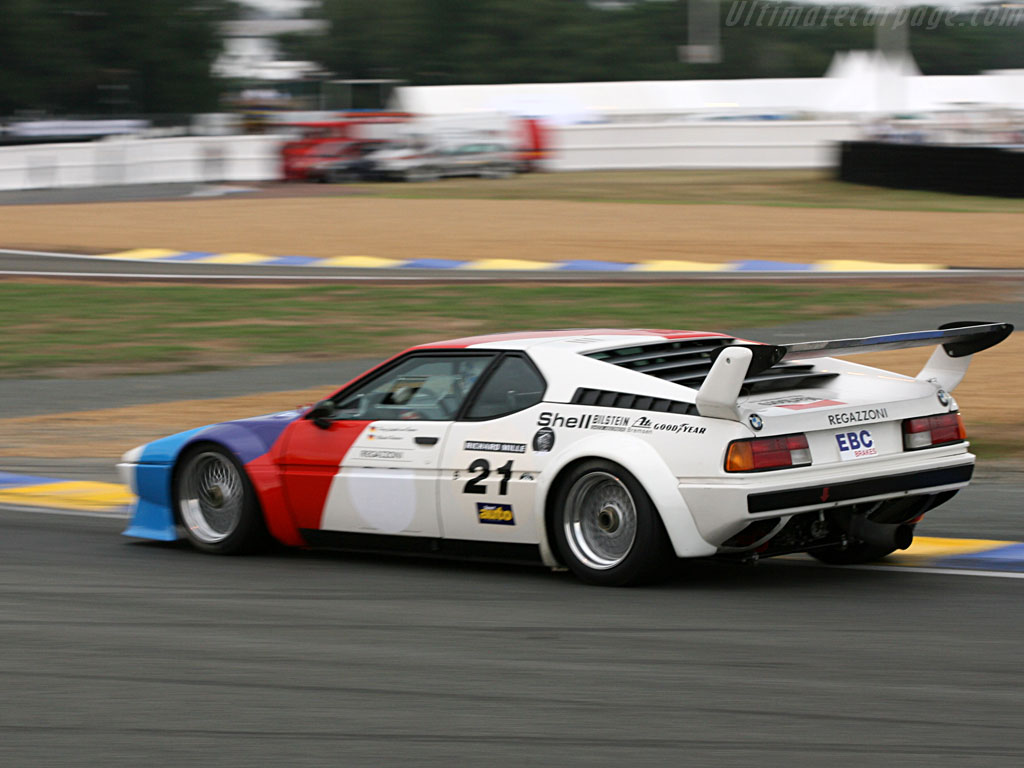and a very cool M1 Procar