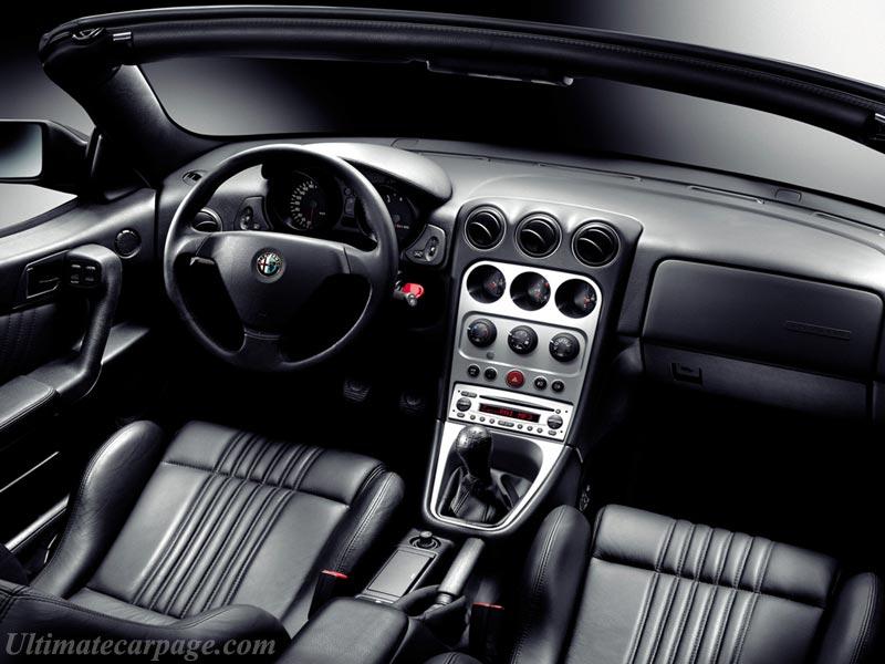 Alfa Romeo Spider 2.0 JTS - Forum AquaPC