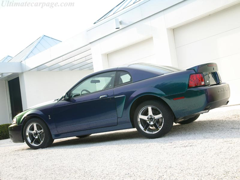 Ford Mustang Cobra Svt Mystichrome High Resolution Image