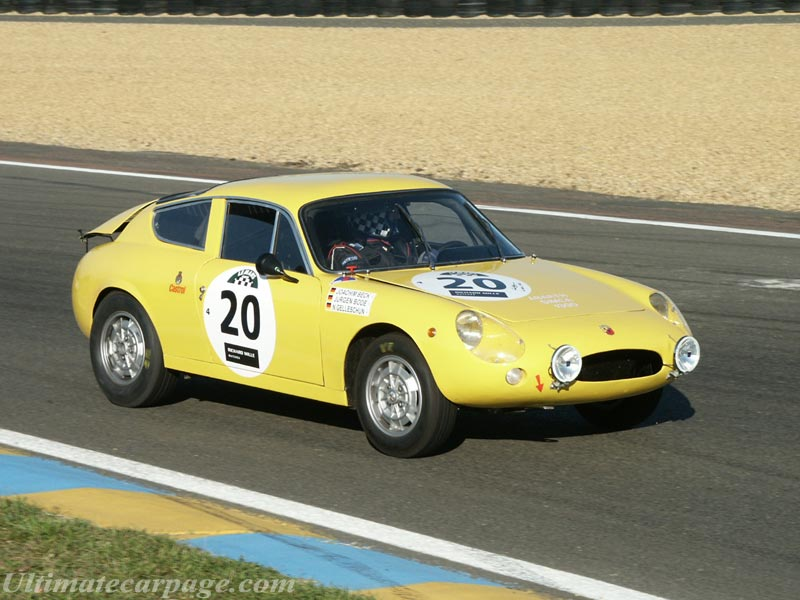 Abarth Simca 1300 Gt High Resolution Image 3 Of 3