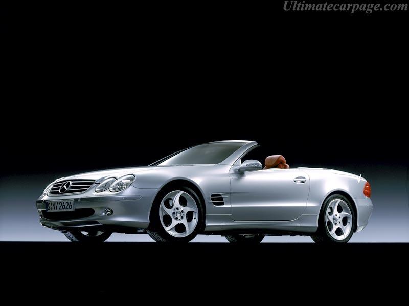 Mercedes Benz Sl 350 Mille Miglia High Resolution Image 1