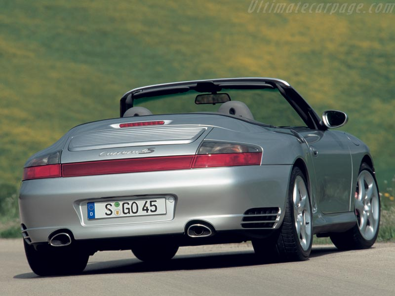 porsche 996 carrera 4s cabriolet high resolution image 4 of 6. Black Bedroom Furniture Sets. Home Design Ideas