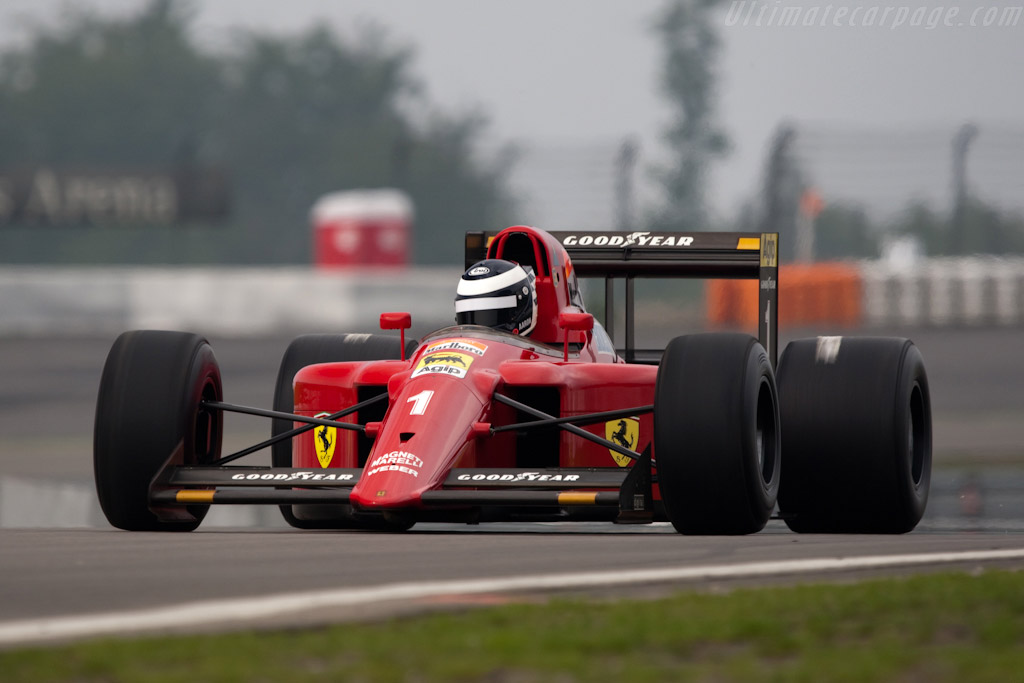 Ferrari 641 F1 S N 121 2009 Modena Trackdays High