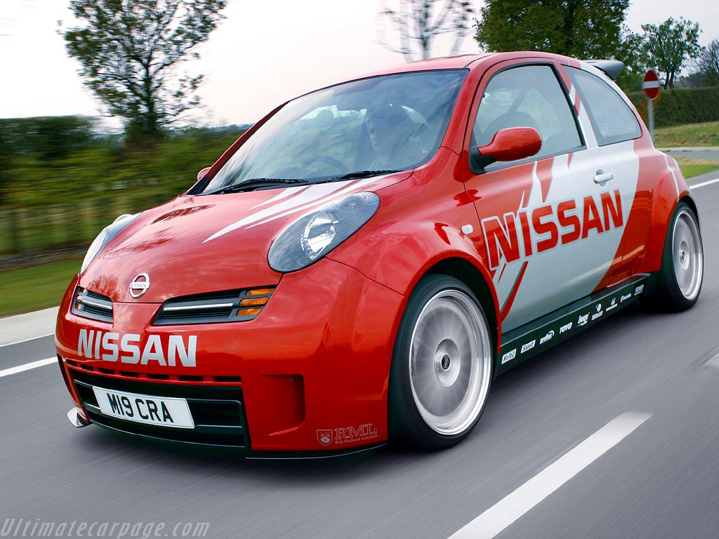 Nissan >> Nissan Micra R High Resolution Image (4 of 6)