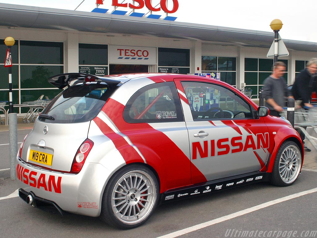 Nissan Micra R High Resolution Image 5 Of 6