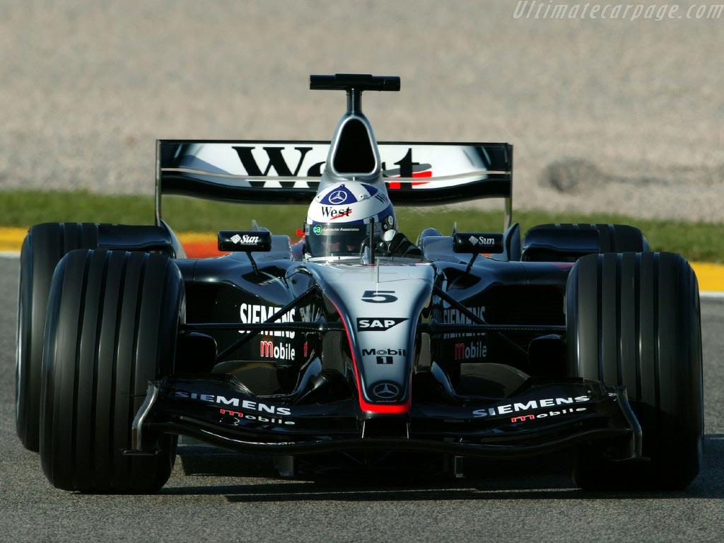 McLaren MP4-19 Mercedes High Resolution Image (3 of 4)