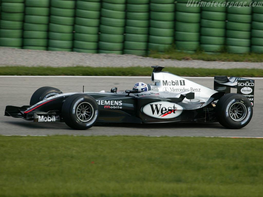 McLaren MP4-19 Mercedes High Resolution Image (4 of 4)