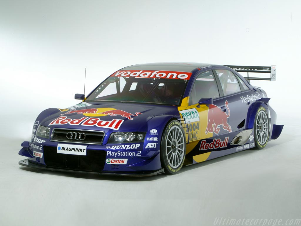 Audi A4 Dtm R9 High Resolution Image 1 Of 12