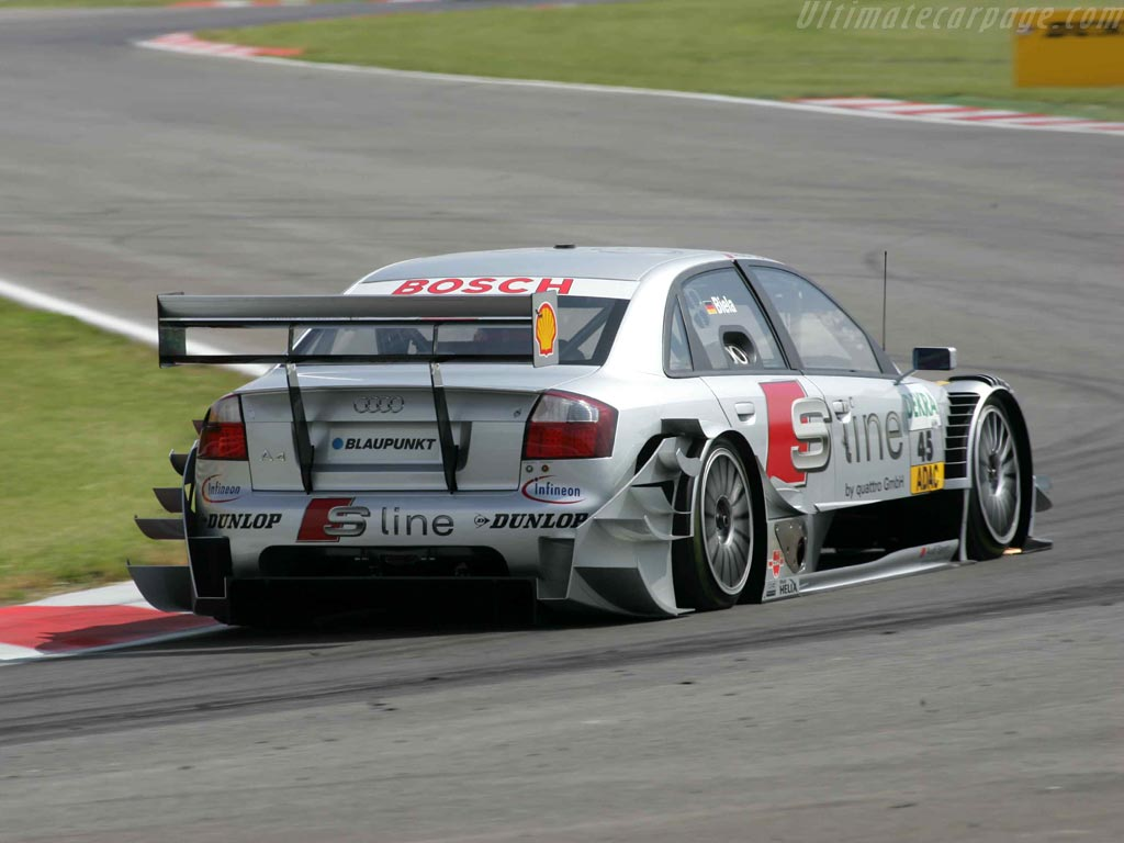 Audi A4 Dtm R9 High Resolution Image 12 Of 12