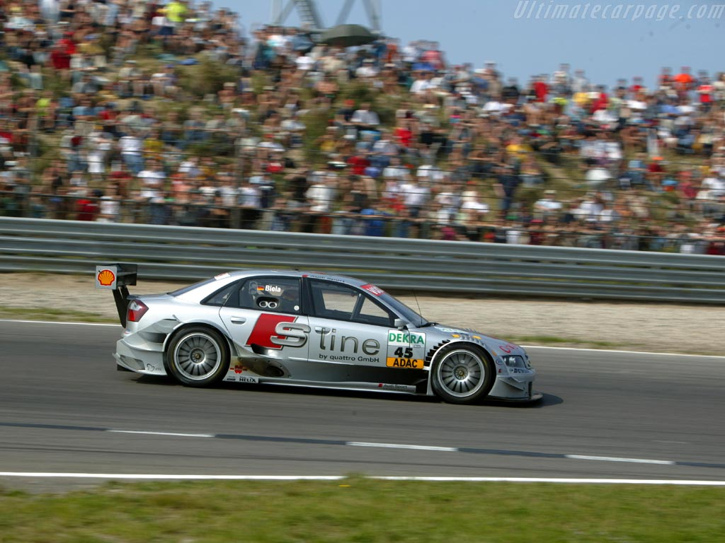 Audi A4 Dtm R9 High Resolution Image 10 Of 12