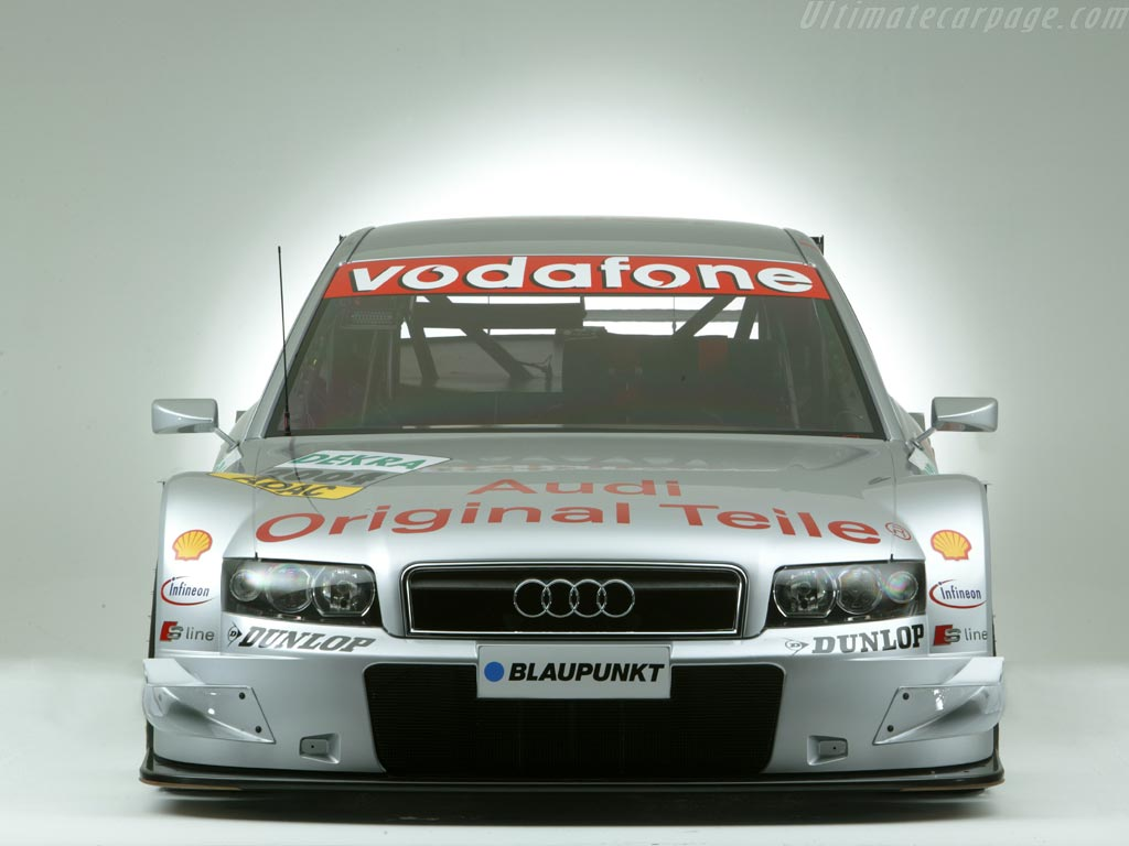 Audi A4 Dtm R9 High Resolution Image 2 Of 12