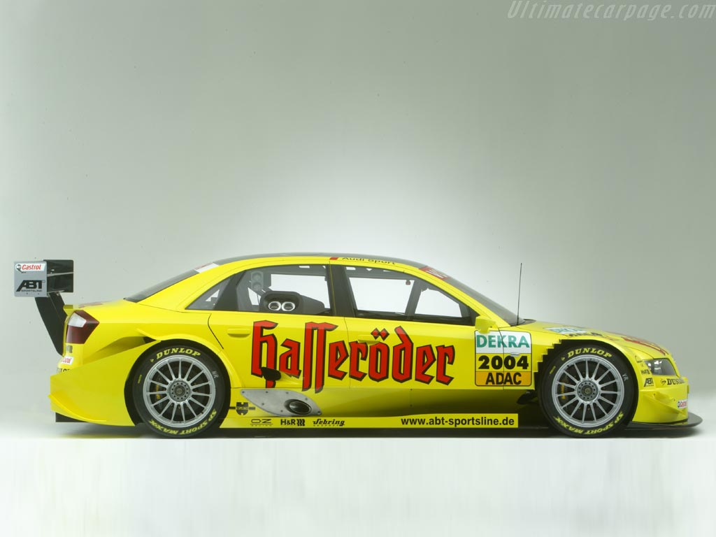 Audi A4 Dtm R9 High Resolution Image 3 Of 12