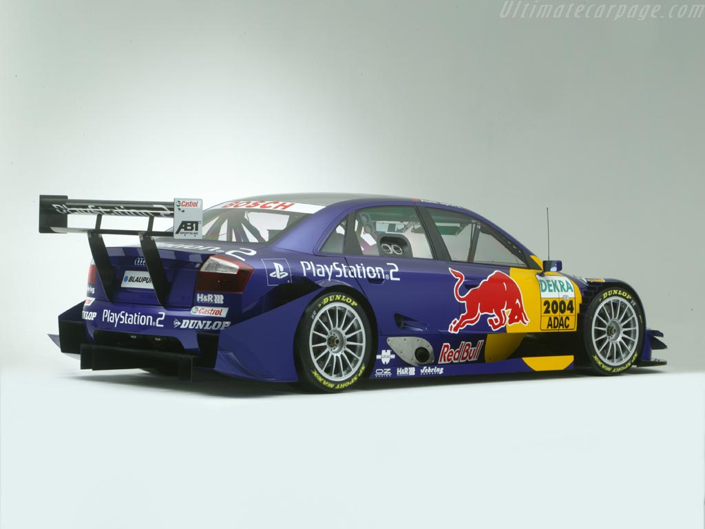 Audi A4 Dtm R9 High Resolution Image 4 Of 12