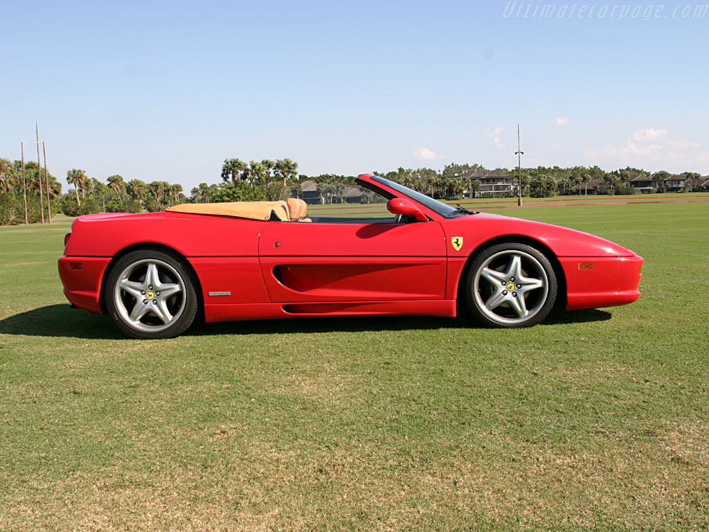 Ferrari F355 Spider - High