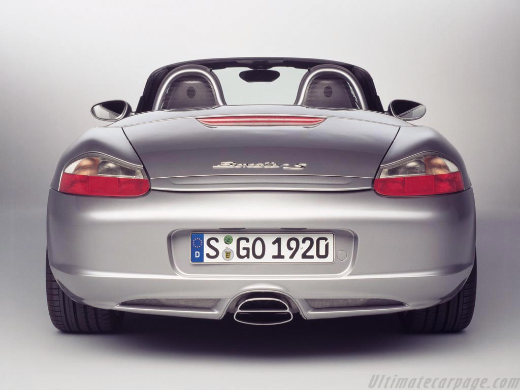 porsche 986 boxster s 50th anniversary high resolution image 2 of 5. Black Bedroom Furniture Sets. Home Design Ideas