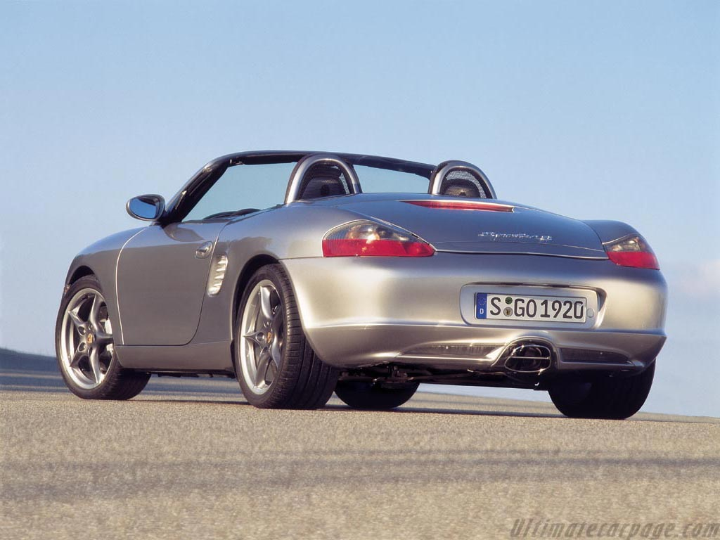porsche 986 boxster s 50th anniversary high resolution image 4 of 5. Black Bedroom Furniture Sets. Home Design Ideas