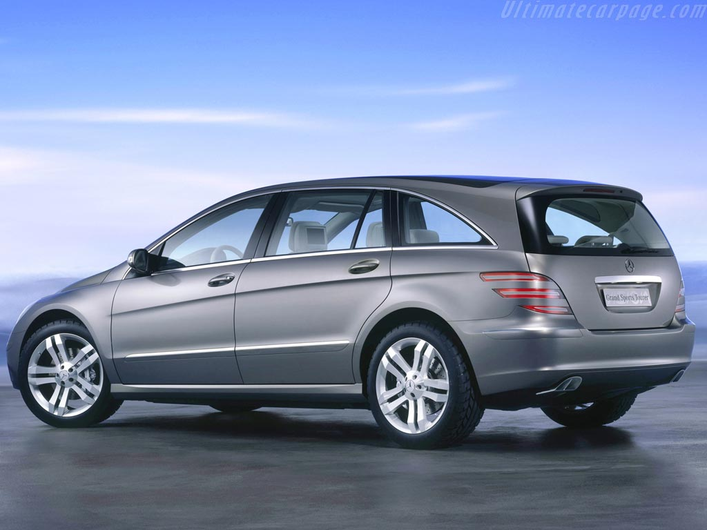 Mercedes-Benz Vision Grand Sports Tourer High Resolution ...